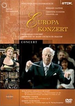 Rent European Concert 1999 Online DVD Rental
