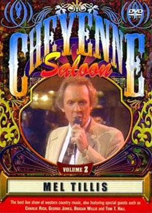 Rent Mel Tillis: Cheyenne Saloon Online DVD Rental