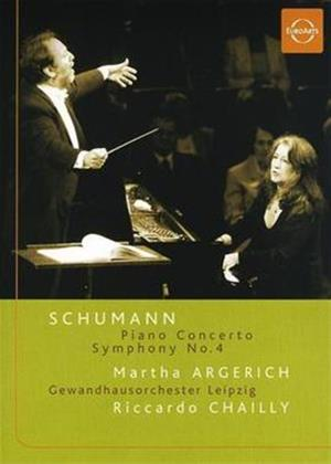 Schumann: Piano Concerto / Symphony No. 4 Online DVD Rental