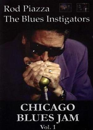 Rent Chicago Blues Jam: Vol.1 Online DVD Rental