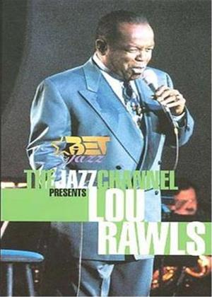 Lou Rawls: The Jazz Channel Presents Online DVD Rental