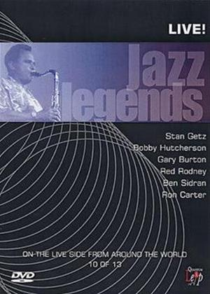 Rent Jazz Legends: Live: Vol.10 Online DVD Rental