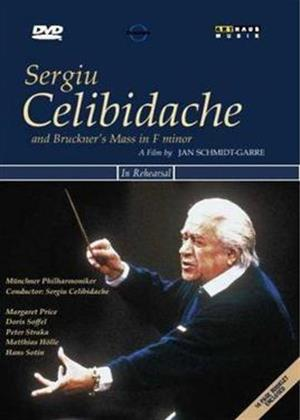 Celibidache and Bruckner's Mass in F Minor Online DVD Rental