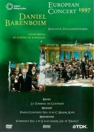 Rent European Concert 1997 Online DVD Rental