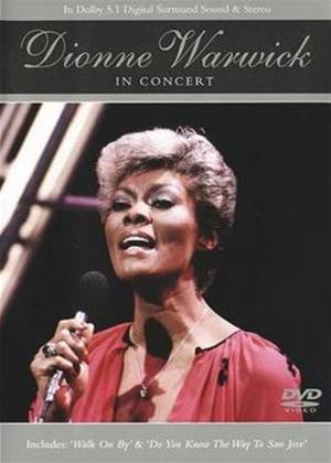 Dionne Warwick: Live in Chicago Online DVD Rental
