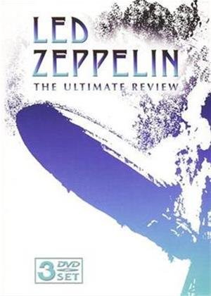 Rent Led Zeppelin: The Ultimate Review Online DVD Rental