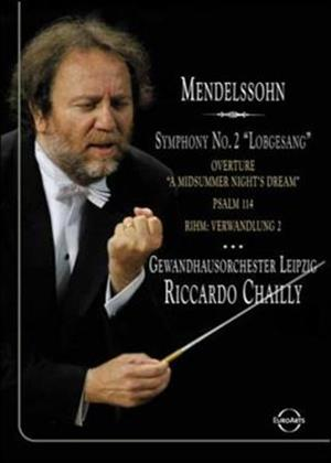 Chailly Conducts Mendelssohn Online DVD Rental