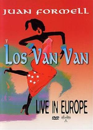 Rent Juan Formell vs Los Van Van: Live in Europe Online DVD Rental