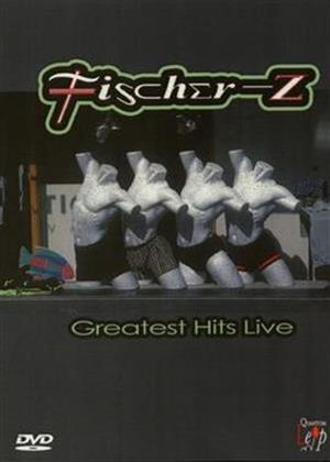 Fischer-Z: Greatest Hits Live Online DVD Rental