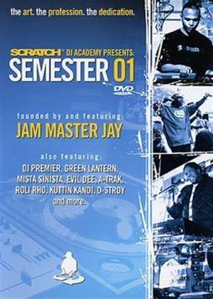 Semester 01 Online DVD Rental