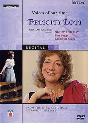 Rent Felicity Lott: Voices of Our Time Online DVD Rental