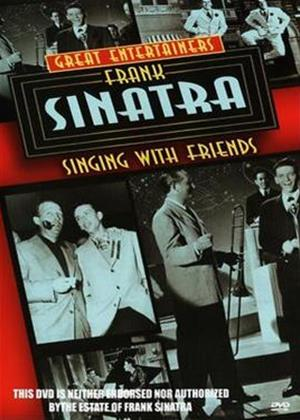 Rent Frank Sinatra: Singing with Friends Online DVD Rental