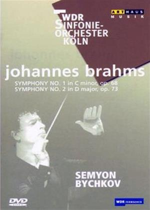 Rent Brahms: Symphony No. 1/ Symphony No. 2 Online DVD Rental