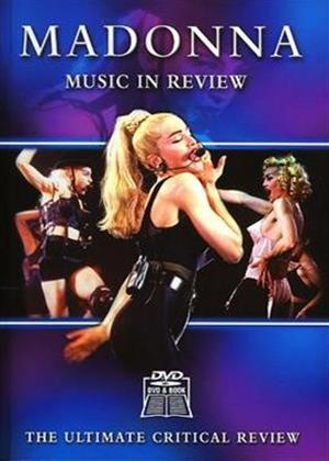Madonna: Music in Review Online DVD Rental