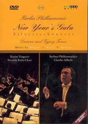 Rent New Year's Gala: Berlin Philharmonic Online DVD Rental