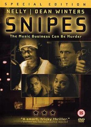 Rent Snipes Online DVD Rental