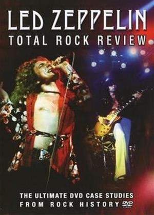 Led Zeppelin: Total Rock Review Online DVD Rental