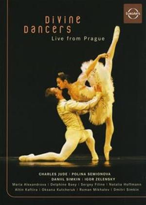Divine Dancers: Live from Prague Online DVD Rental