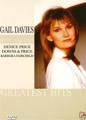 Rent Gail Davies: Greatest Hits with Denice Price and Barbara Fairchild Online DVD Rental
