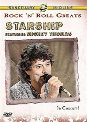 Rent Rock 'n' Roll Greats: Starship Featuring Mickey Thomas Online DVD Rental