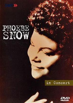 Rent Phoebe Snow: Live in Concert Online DVD Rental