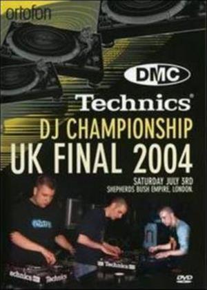 Technics World Team DJ Championships 2004 Online DVD Rental
