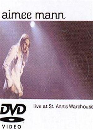 Aimee Mann: Live at St. Ann's Warehouse Online DVD Rental