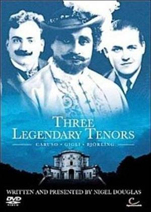 Rent Three Legendary Tenors Online DVD Rental