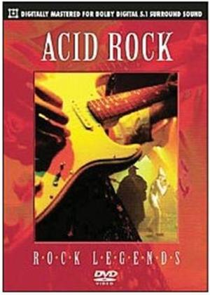 Acid Rock: Rock Legends Online DVD Rental
