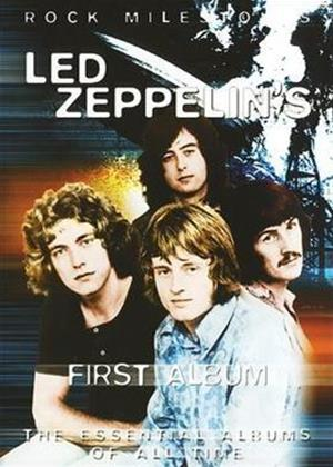 Led Zeppelin: The First Album Online DVD Rental