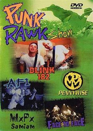 Rent Punk Rawk Show: Vol.1 Online DVD Rental