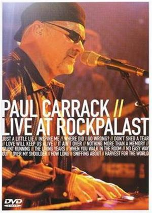Paul Carrack: Live at Rockpalast Online DVD Rental