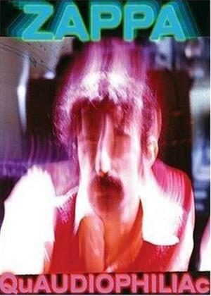 Frank Zappa: Quaudiophiliac Online DVD Rental