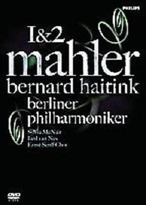 Rent Mahler: Symphony No.1 and 2 Online DVD Rental