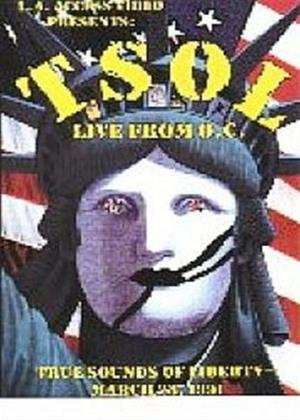 TSOL: Live at Orange County Online DVD Rental