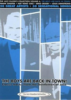 Rent The Boys Are Back in Town Online DVD Rental