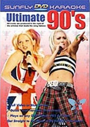 Sunfly Karaoke: Ultimate 90s Online DVD Rental