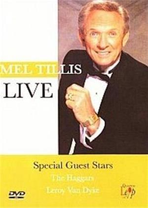 Rent Mel Tillis Live Online DVD Rental
