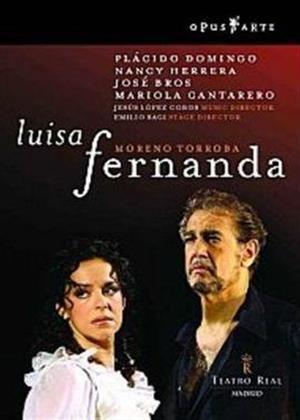 Torroba: Luisa Fernanda Online DVD Rental