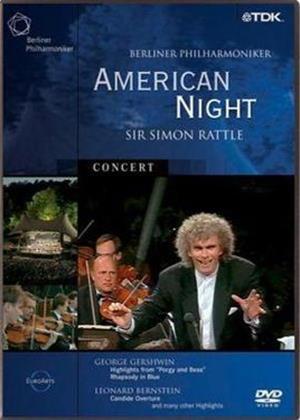 Rent Waldbuhne 1995: American Night Online DVD Rental