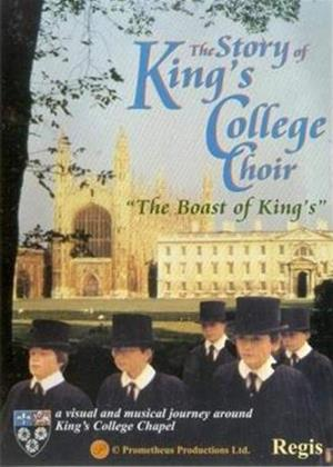 Rent The Story of King's College Choir: The Boast of Kings Online DVD Rental