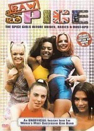 Rent The Spice Girls: Raw Spice Online DVD Rental