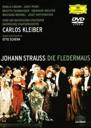Rent Johann Strauss: Die Fledermaus: Choir and Ballet of the Bavarian State Opera Online DVD Rental