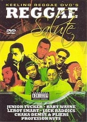 Rent Reggae Salute Online DVD Rental