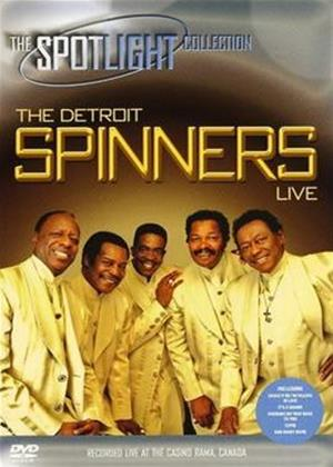 Rent Detroit Spinner Live Online DVD Rental