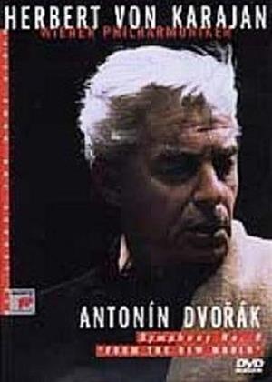 Rent Dvorak: Symphony No. 9: Herbert Von Karajan Online DVD Rental