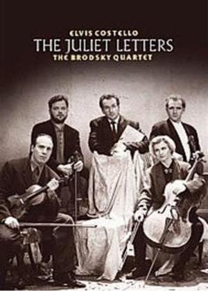 Rent Elvis Costello: Juliette Letters Online DVD Rental