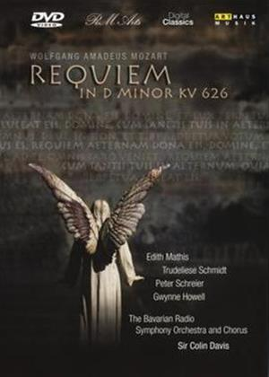 Rent Mozart: Requiem in D Minor KV 626 Online DVD Rental