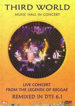 Third World: Music Hall in Concert Online DVD Rental