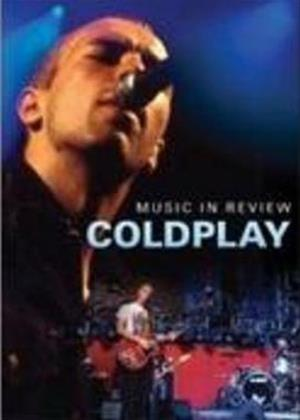 Coldplay: Music in Review Online DVD Rental